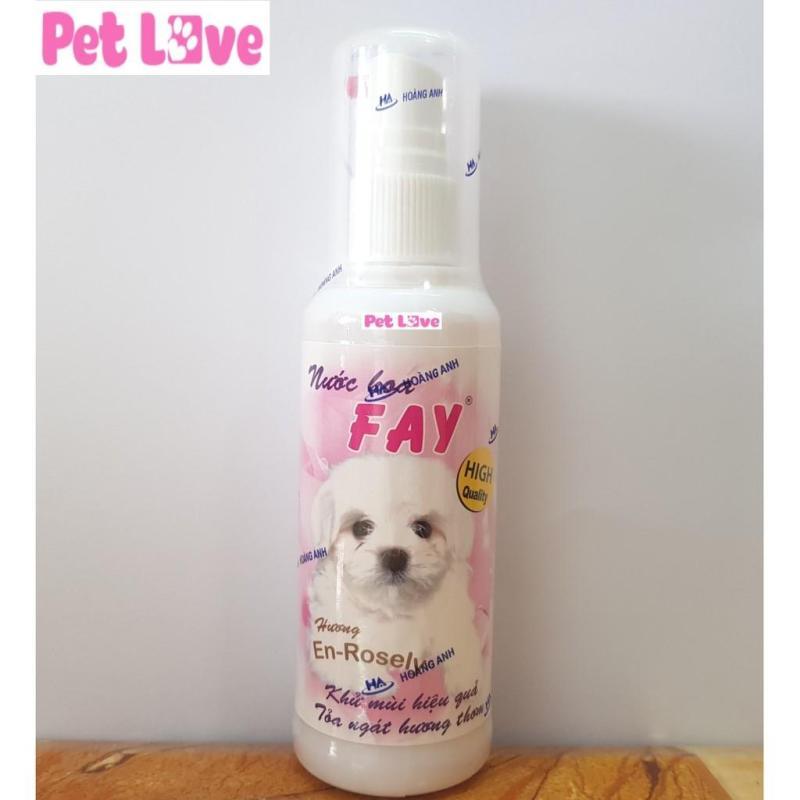 Nước hoa Fay cho chó mèo (hương En-Rosely, 90ml)