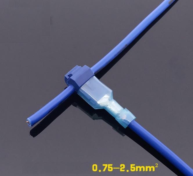 50 cút nối dây điện phân nhánh chữ T2 ( T cắm)