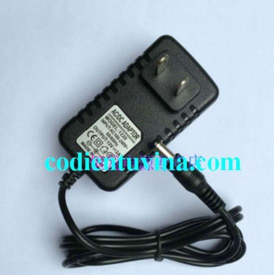 Hình ảnh Nguồn Adapter 12V 2A