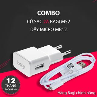 Combo Củ sạc + Cáp sạc nhanh Usb Micro dùng cho Sony Xperia Và được mở rộng dùng cho các dòng Z Z1 Z1C Z2 Z3 Z3C Z4 Z5 ZUltral - tất cả các dòng Smartphone khác - Hàng made in Vietnam 100% thumbnail
