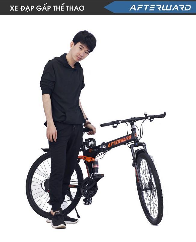 Xe đạp gấp địa hình AfterWard