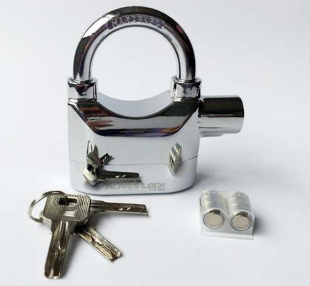Ổ khóa báo động chống trộm Kinbar Hú to-Loại Lớn