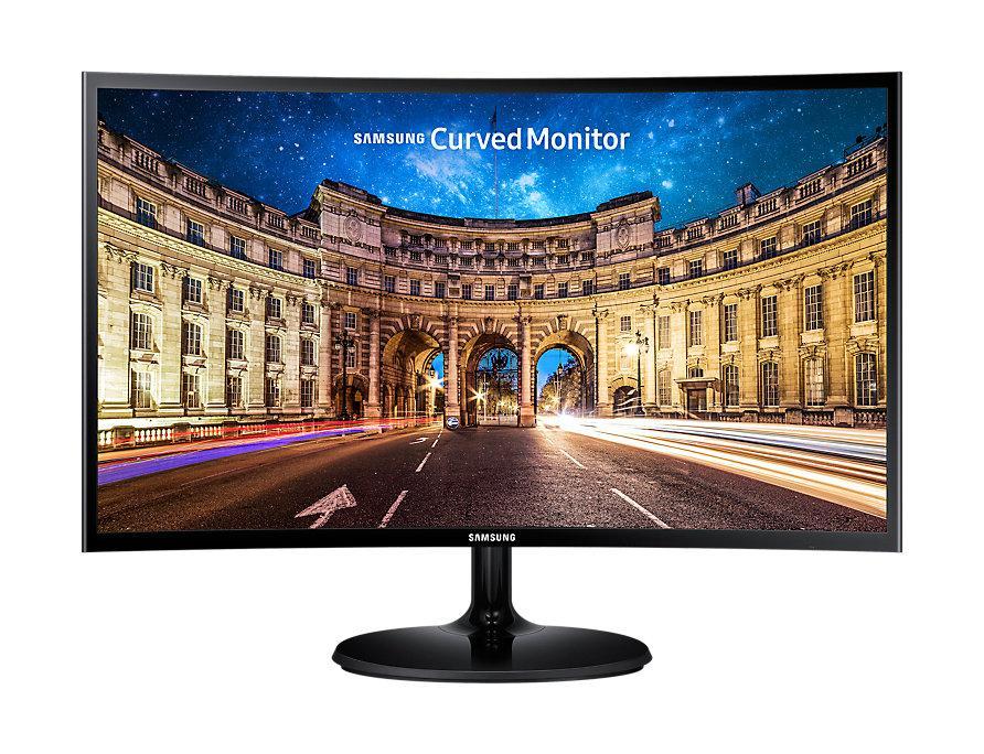 Màn hình Samsung 24 LC24F390F Curved LED.