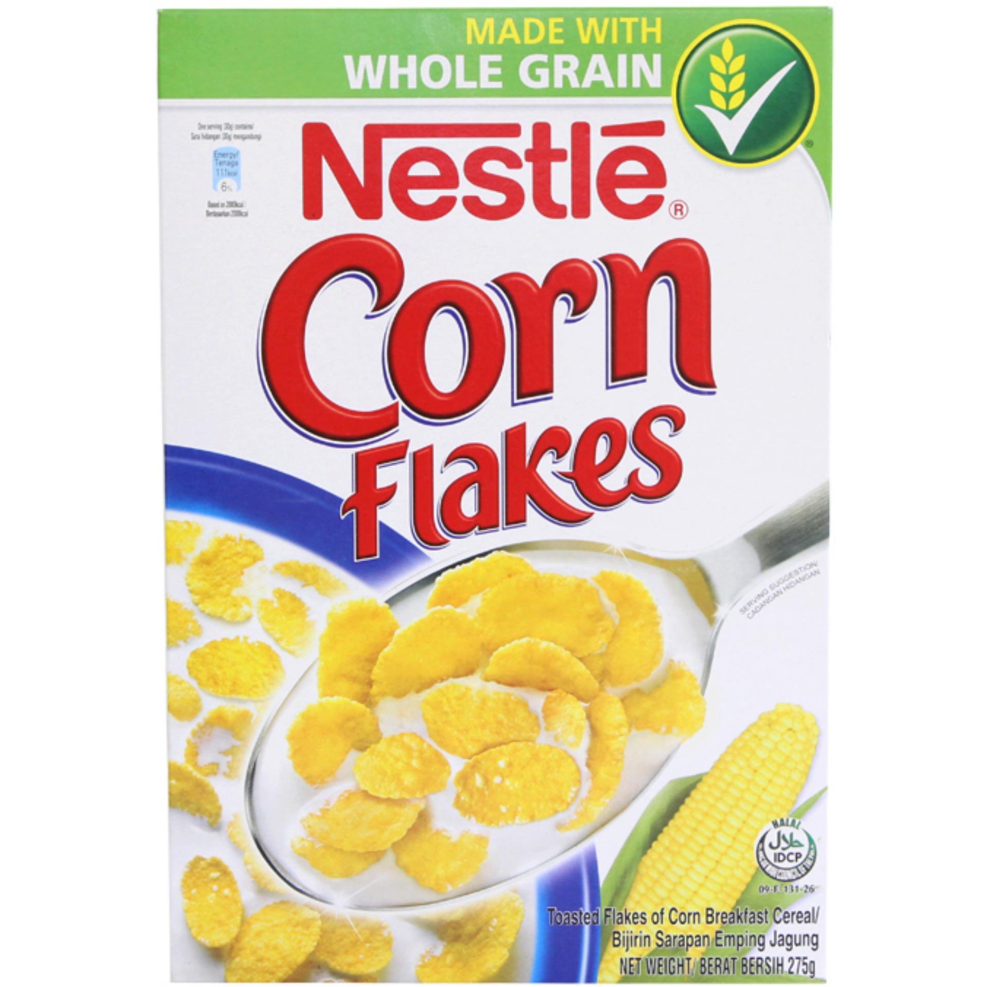 Mã Giảm Giá tại Lazada cho Ngũ Cốc Ăn Sáng Nestle Corn Flakes Hộp 275G