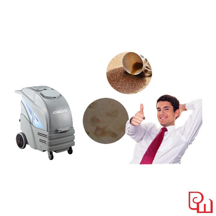 Máy giặt thảm nước nóng và lạnh CLEPRO CW-650H