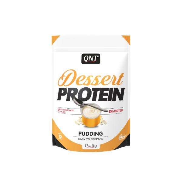 Thực phẩm chức năng QNT Pudding Protein vị socola sữa
