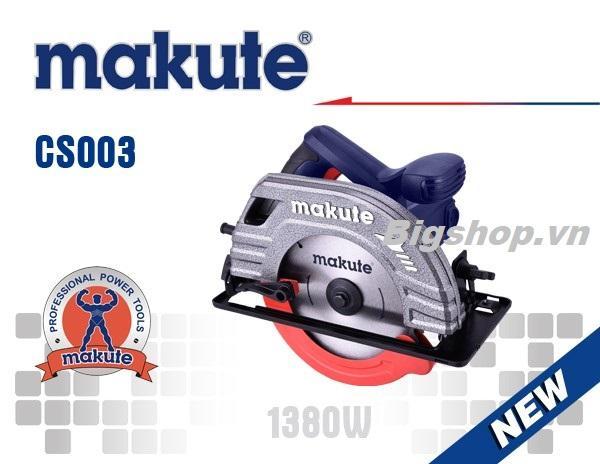 Máy cưa gỗ Makute CS003 185mm