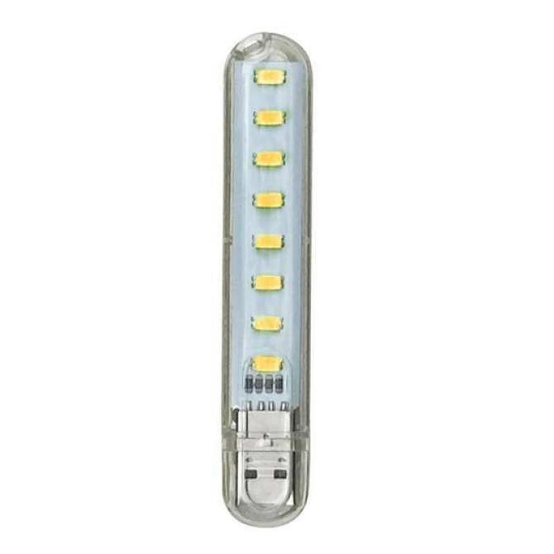 Bảng giá Đèn Led siêu sáng đầu cắm USB tiện ích - Màu Trắng Phong Vũ