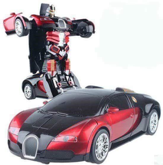 Đồ chơi ô tô biến hình thành Robot dùng pin-phát nhạc ô tô biến hình thành robot - hot ĐỒ CHƠI XE Ô TÔ BIẾN HÌNH THÀNH ROBOT MẪU MỚI [Hàng cam kết giống hình, mô tả-sản phẩm chất lượng, uy tín]
