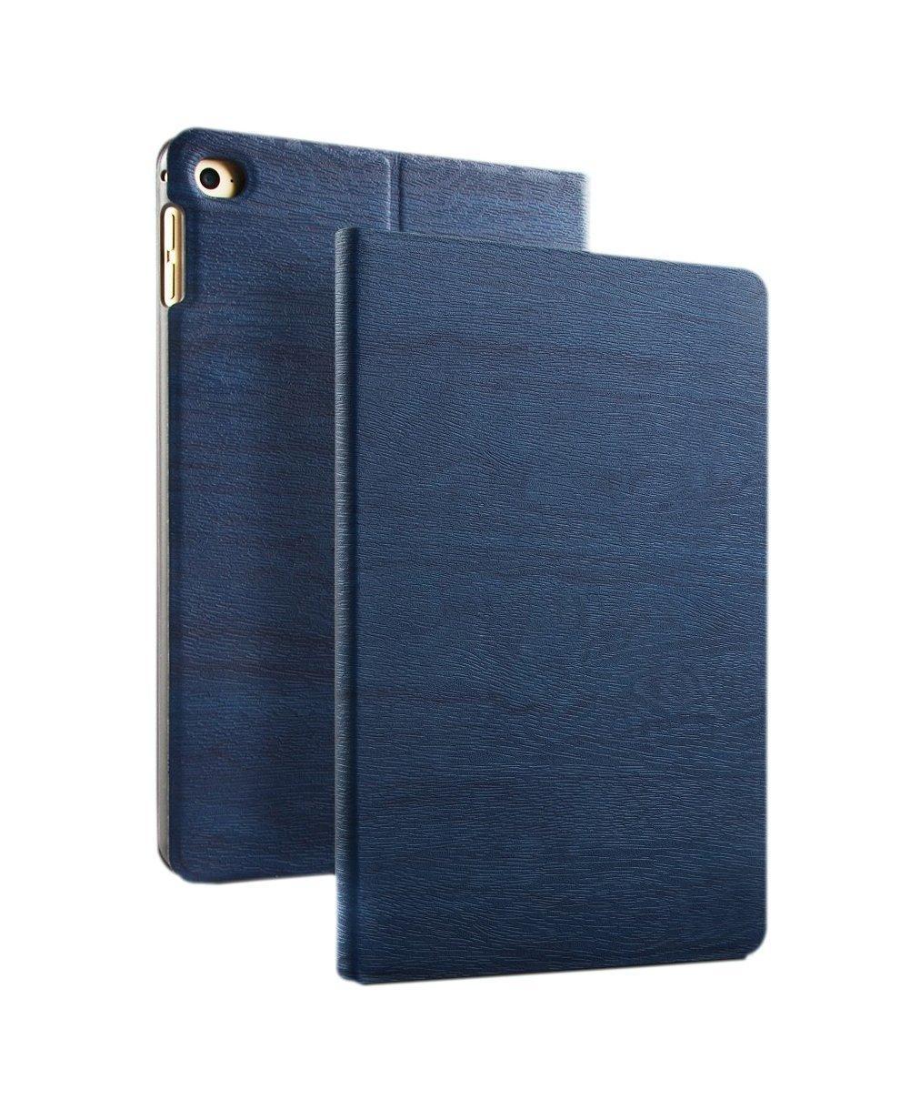 Bao da iPad Mini 123 Vân Gỗ .Bao da mới siêu hot năm 2017 - PKCB