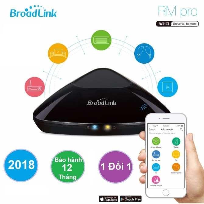 Bộ điều khiển trung tâm Broadlink RM-Pro+
