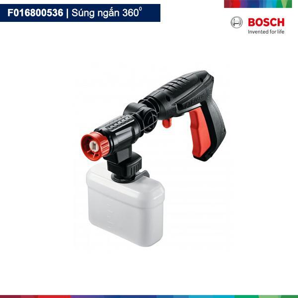 Đầu phun ngắn áp lực cao Bosch 360 độ