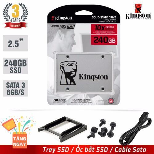 SSD 240Gb Kington V400 Sata 3 - BẢO HÀNH 3 NĂM