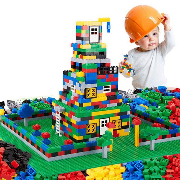 Hình ảnh giảm giá bộ chơi ghép hình lego 1000 chi tiết cho bé