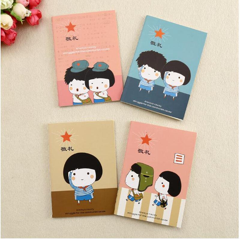 Mua Combo 5 cuốn sổ tay mini siêu cute + Tặng kèm thẻ tích điểm