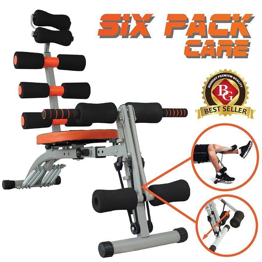 Ôn Tập Bg May Tập Cơ Bụng Đa Năng Six Pack Care Mới Nhất