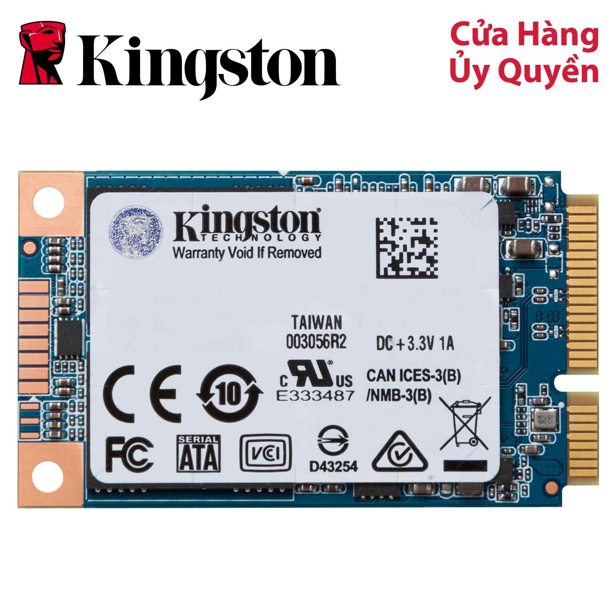 Hình ảnh SSD Kingston UV500 3D-NAND mSATA SATA III 240GB (SUV500MS/240G)