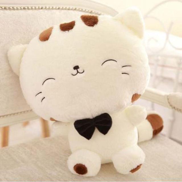 Hình ảnh Gấu nhồi bông Mèo Meng Meng - Size 60cm