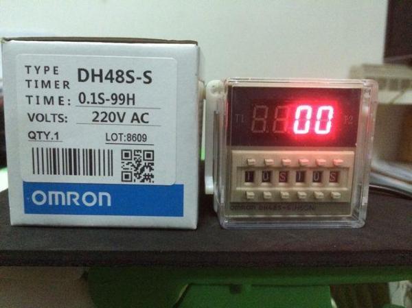 Relay thời gian Omron DH48S-S