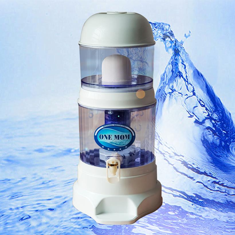Bình lọc nước uống trực tiếp cao cấp Hưng Long One Mom 15L