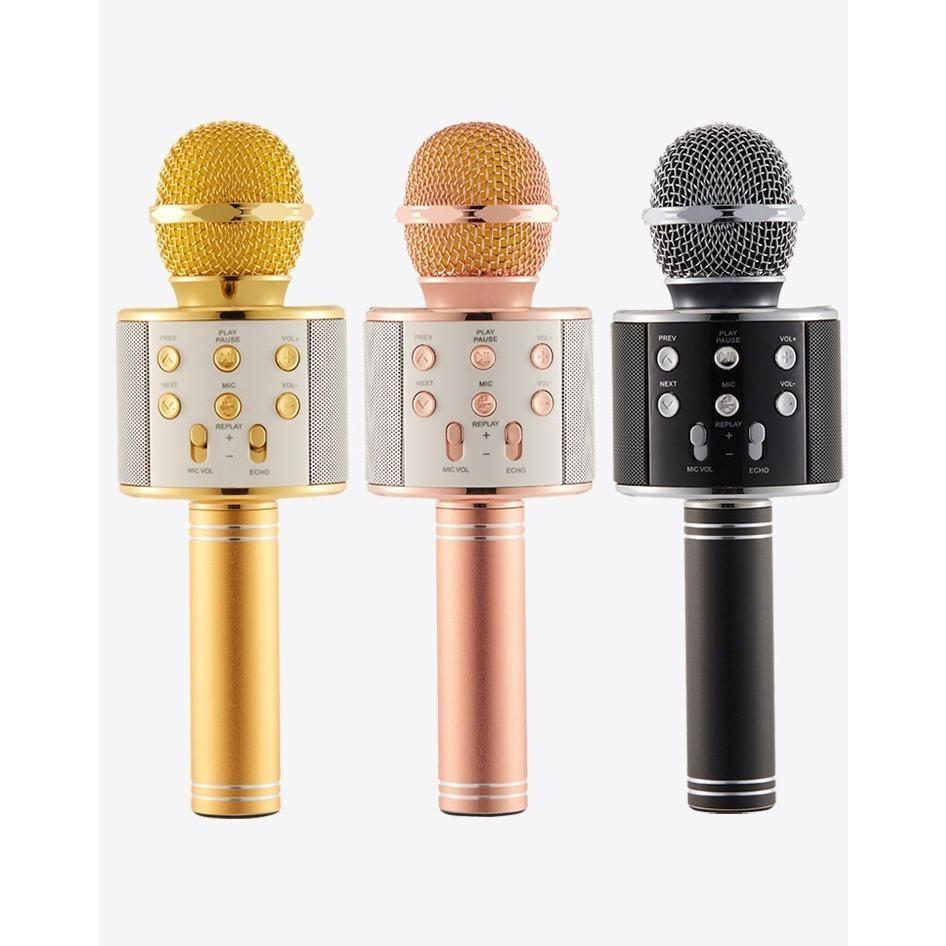 Giá Bán Micro Karaoke Ws858 Đa Năng Thế Hệ Mới Nhất Trực Tuyến Hà Nội