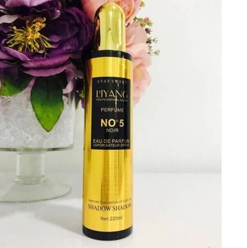 Xịt dưỡng tóc No5 cao cấp