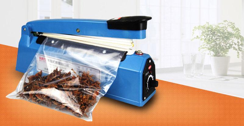 Máy hàn miệng túi nilon FS400 - Máy hàn miệng nilon giá rẻ - ABG shop