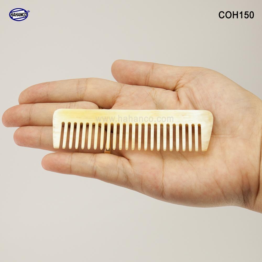 Lược sừng xuất Nhật- COH150 (Size: XS)