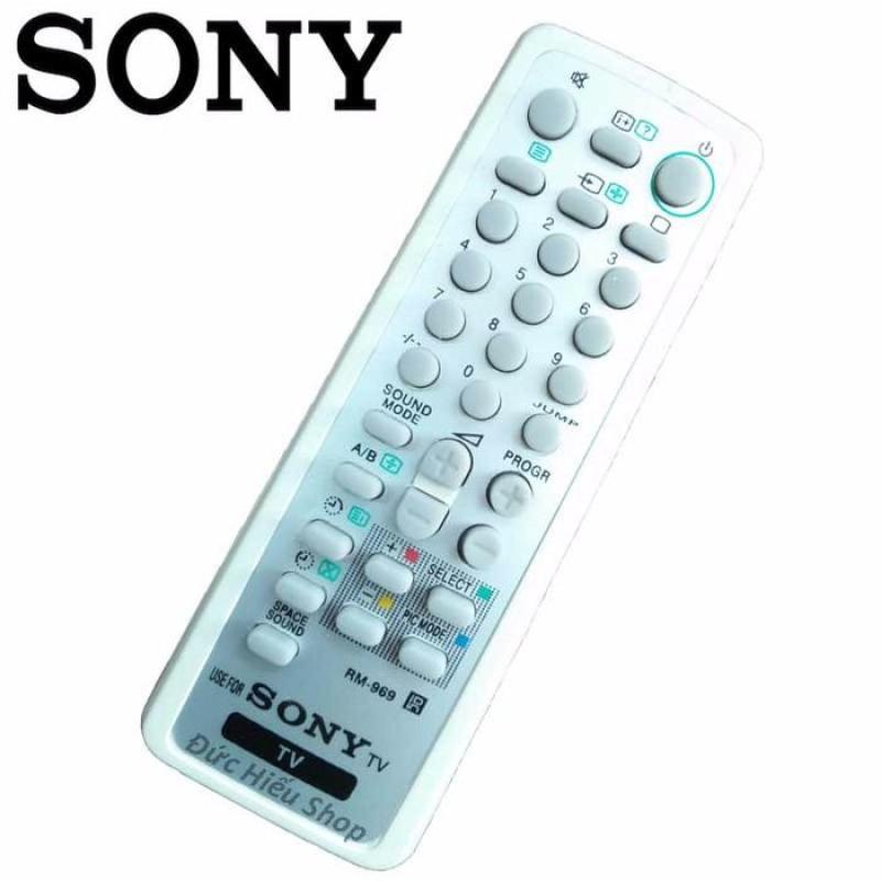 Bảng giá Remote điều khiển tivi SONY - Đức Hiếu Shop