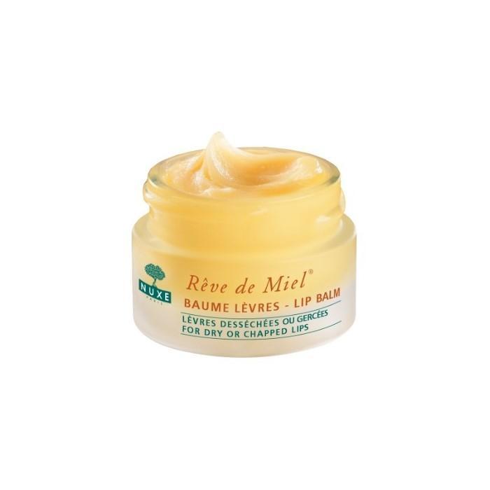 Dưỡng môi hũ Nuxe de miel nhập khẩu