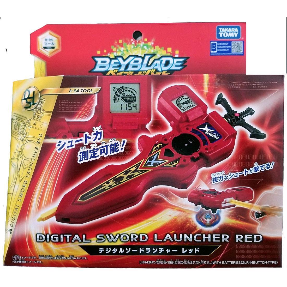 Hình ảnh Takara Tomy Beyblade Burst B-94 Digital Sword Launcher