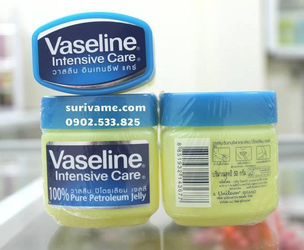 Sáp nẻ Vaseline nhập khẩu
