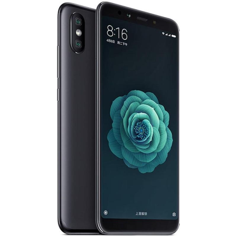 Xiaomi Mi 6X 64GB Ram 6GB Kim Nhung (Đen) - Hàng nhập khẩu