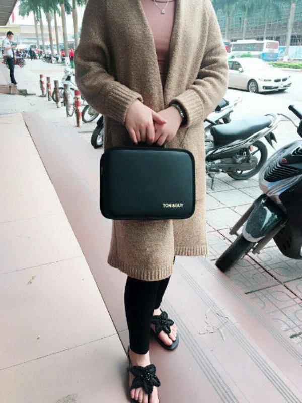 Túi đựng dụng cụ làm tóc TONI&GUY (Đen) giá rẻ
