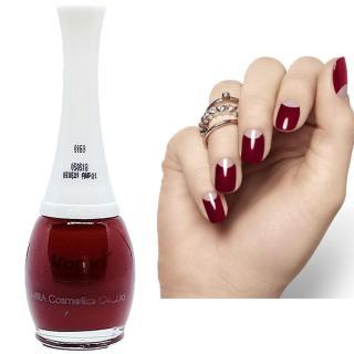 Sơn móng tay siêu sang chảnh Aroma Nails Lacquer Cao cấp Hàn Quốc No.0160 (Đỏ đô) 12ml thumbnail