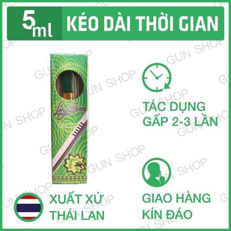 Tinh chất chai xịt Longtime (Thái Lan) - [ Gunshop-TC04 ] nhập khẩu