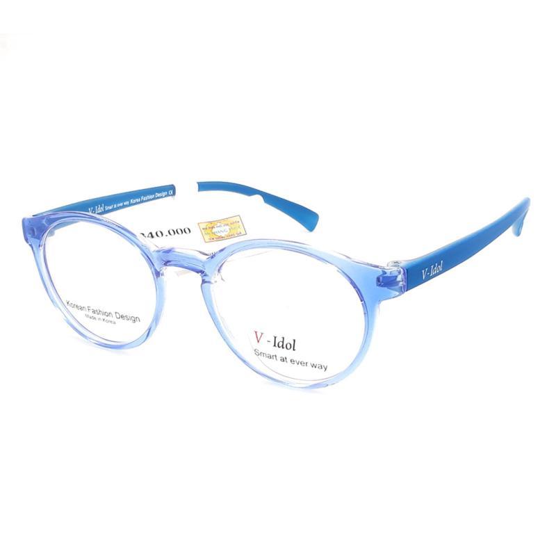 Mua mắt kính trẻ em V-IDOL V8132KF SLBL-MBL