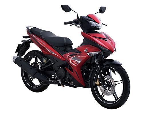 Xe Yamaha Exciter RC 2019 (Đỏ Nhám) + Tặng nón bảo hiểm, áo mưa, móc khóa xe