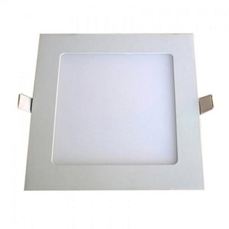 10 Đèn led âm trần 12W VUÔNG trắng