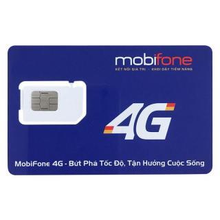 SIM 3G 4G MOBI DIP50 FULL KHÔNG GIỚI HẠN DATA CHỈ 50K THÁNG thumbnail