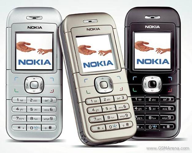 Nokia 6030 Tặng Kem Sim 10 Số Nokia Phần Lan Rẻ Trong Việt Nam