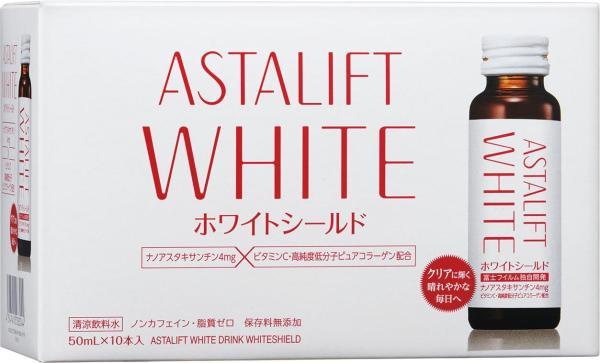 Thức uống hỗ trợ làm sáng da Astalift White Drink Whiteshield giá rẻ
