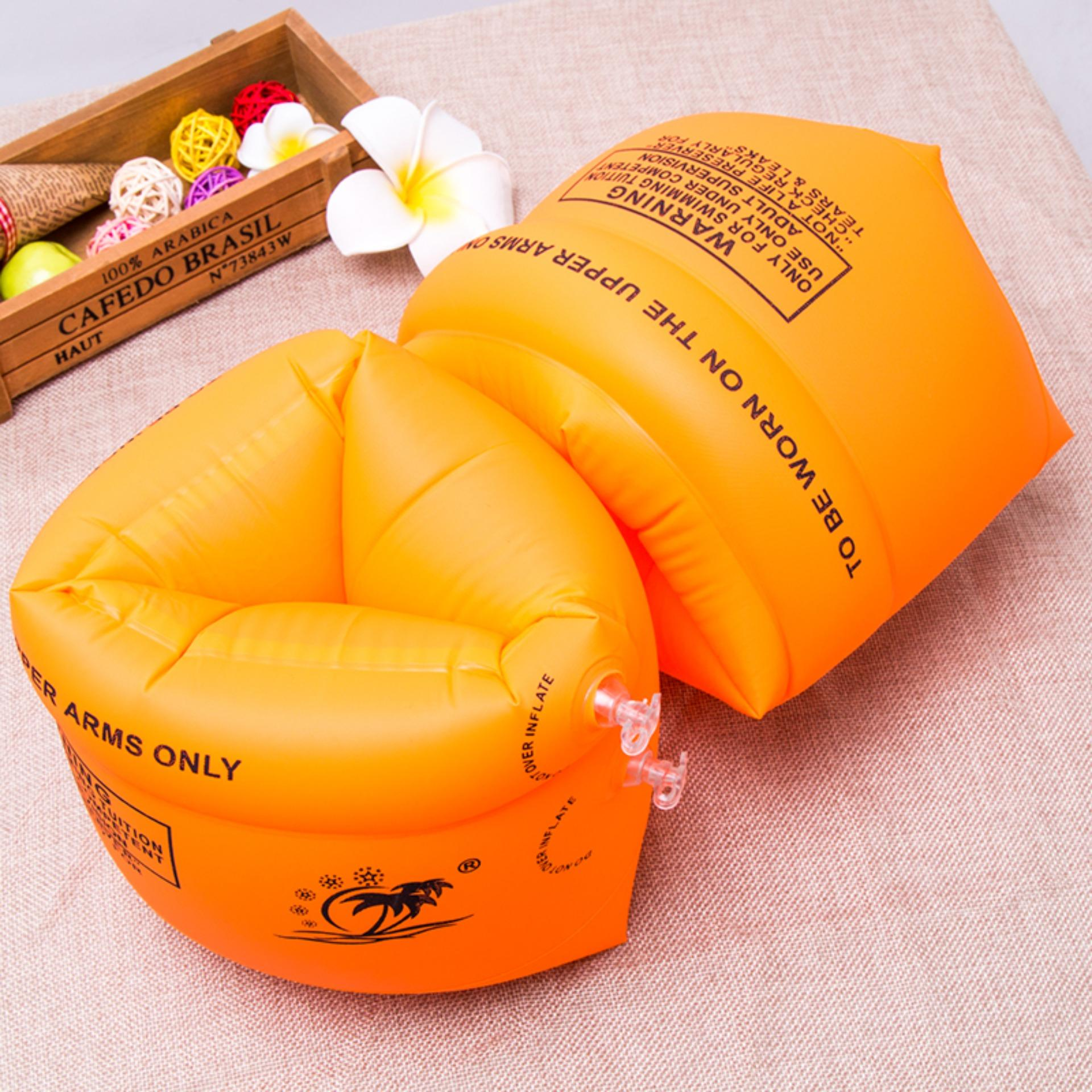 Phao đeo tay tập bơi cho trẻ em (02 phao cho 2 tay) an toàn tuyệt đối, chất lượng chuẩn EU POPO Collection