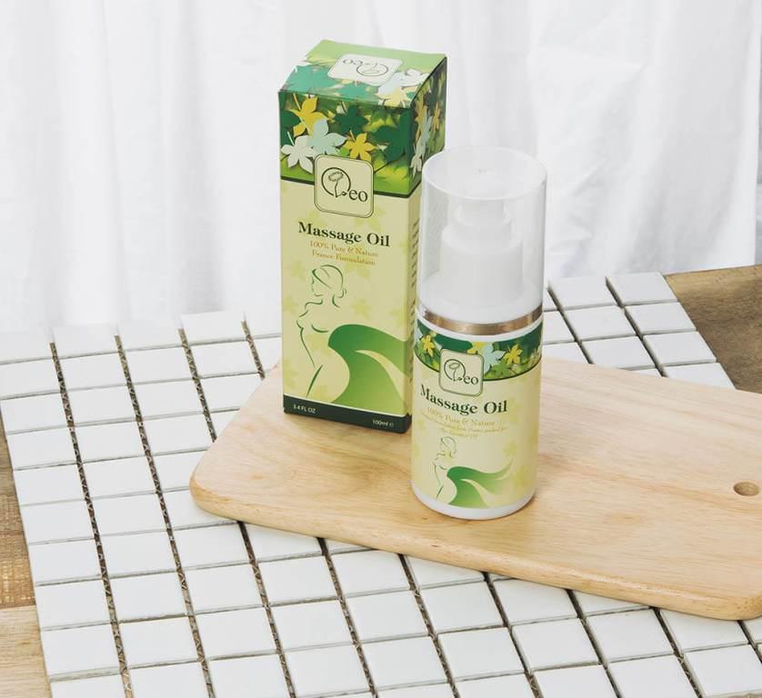 Tinh dầu massage Yoni Body Kích Thích Ham Muốn - Oleo 100ml