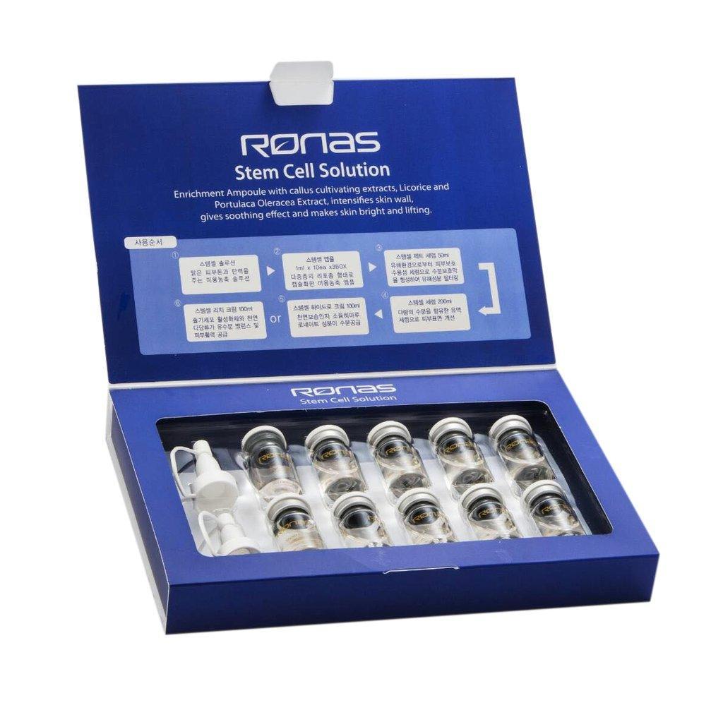 Tế bào gốc Ronas-cải thiện sẹo rỗ-làm trắng da-chống lão hóa-mờ thâm tốt nhất