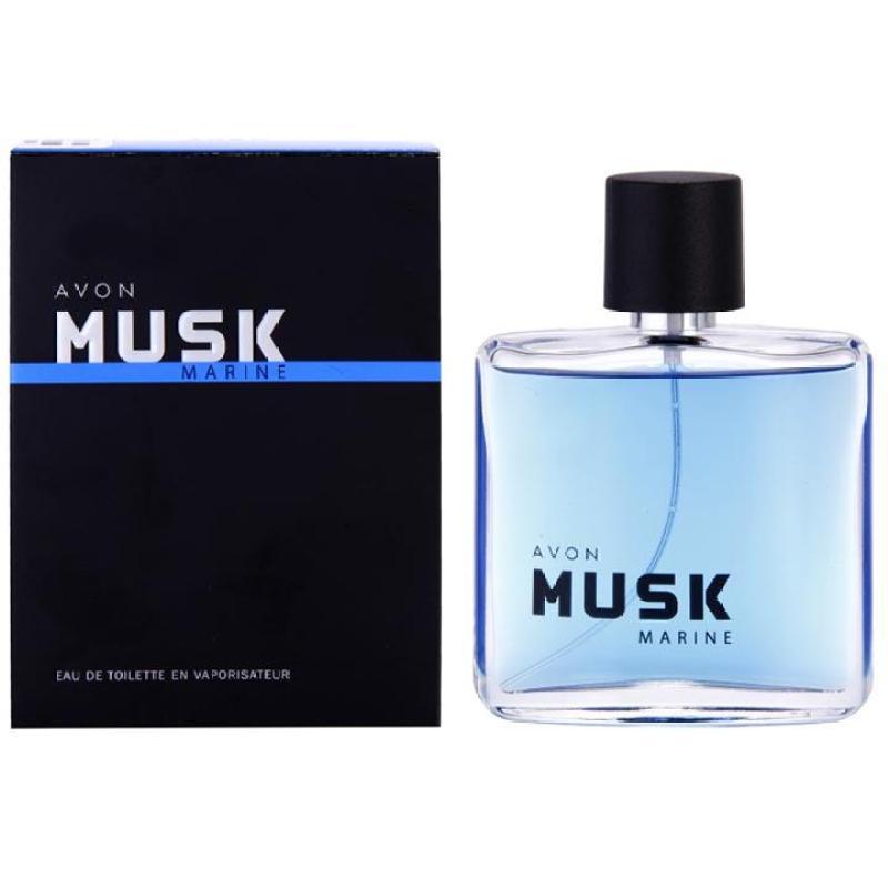 Nước hoa nam AVON MUSK MARINE FOR MEN 75ML