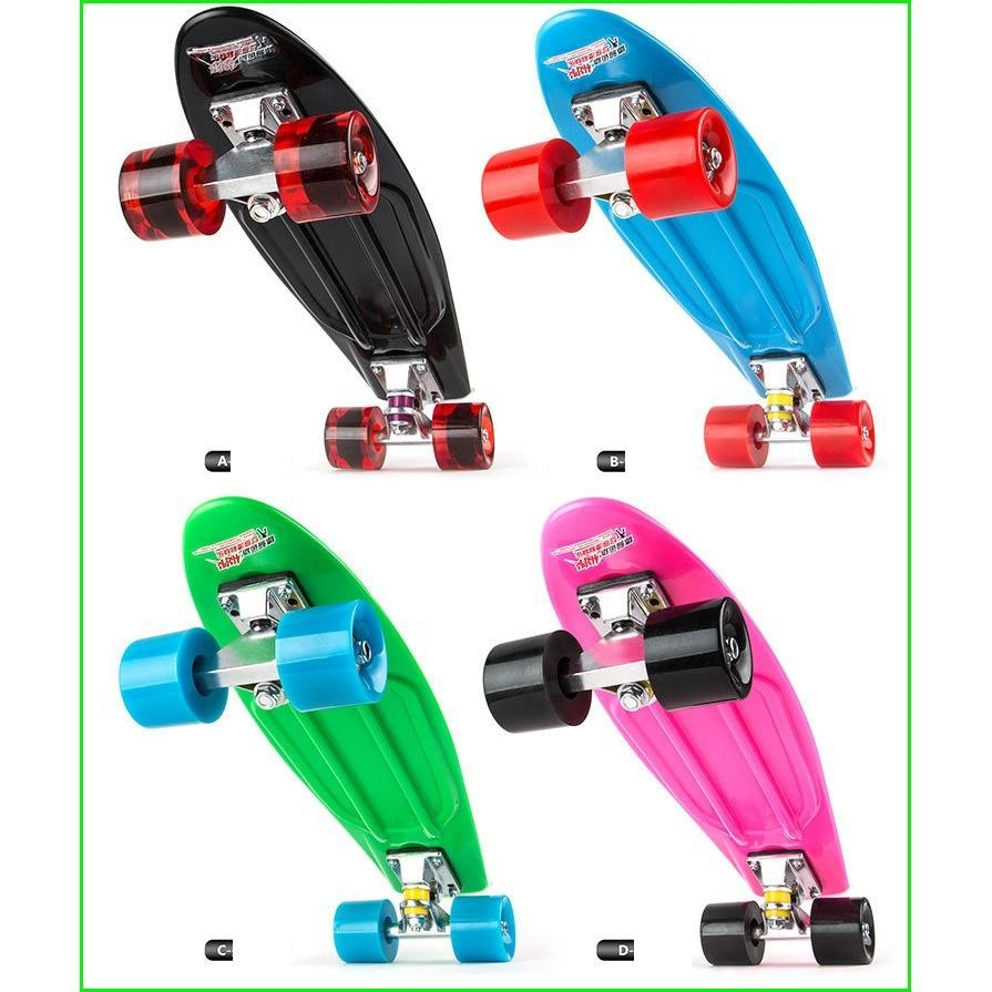 Ôn Tập Van Trượt Skate Nhập Khẩu Sieu Hot Tieu Chuan Thi Dau