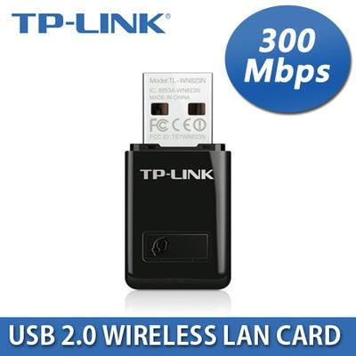 USB THU WIFI DÀNH CHO MÁY TÍNH TP-LINK WN823N