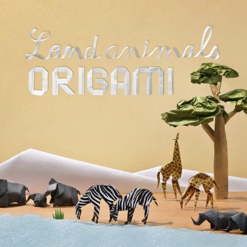 Mua Origami Động Vật Trên Cạn(Sách Nghệ Thuật Gấp Giấy)