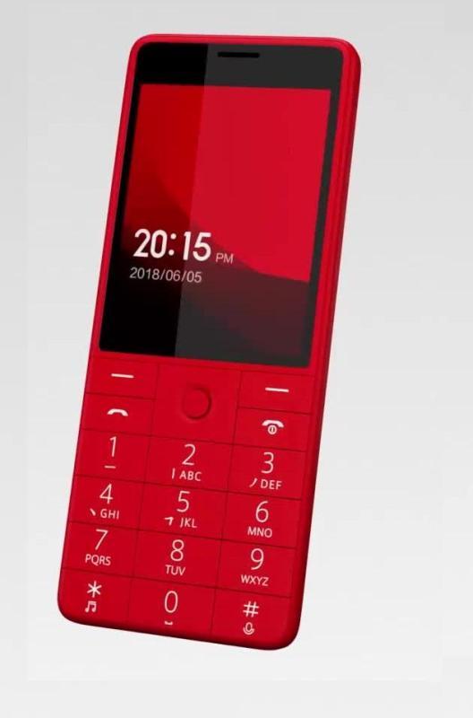 Xiaomi Qin AI 1s (Đỏ) Digiphone - Hàng nhập khẩu